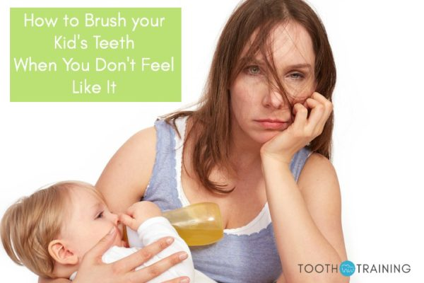 How to Brush your Baby's Teeth